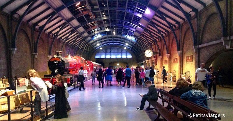 Harry Potter  Els Warner Bros  Studios  Londres   U2013 Petits